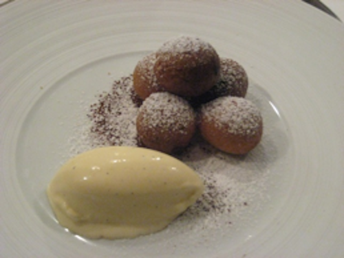 Keeper Collection - Chocolate Beignets at Can Fabes
