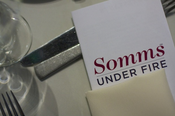 Somms Under Fire Past Competitions