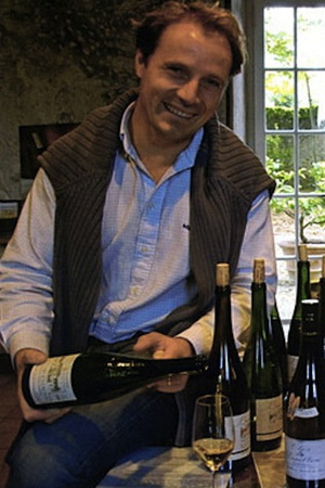 Keeper Collection #SommChat Guest Loire Valley Winemaker Florent Baumard