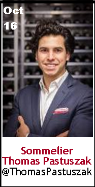 Keeper Collection #SommChat Guest #Sommelier and Wine Director Thomas Pastuszak